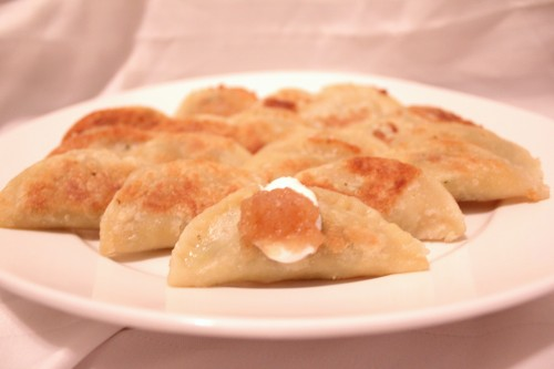 Czeching In (featuring Spinach and Ricotta Pierogies)