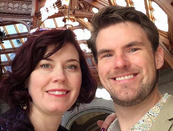 Rebecca and Nate