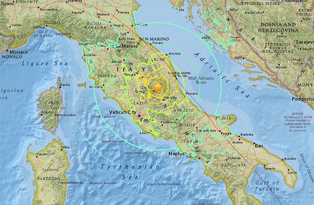 earthquakes-italy
