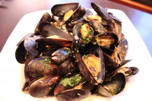 The Pride of England (featuring Mussels Mariniere)