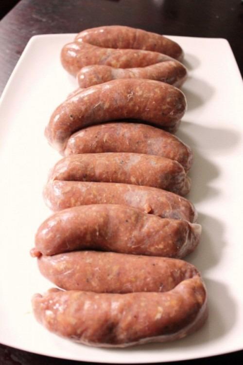 Sausage Envy (featuring Spicy Fennel Sausage)