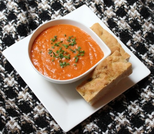 Tomato Soup for the Soul (featuring Greek Tomato Soup)