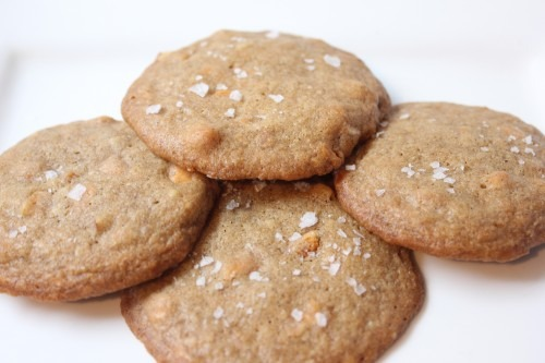 Gimmie Some Sugar (featuring Salted Butterscotch Cookies)